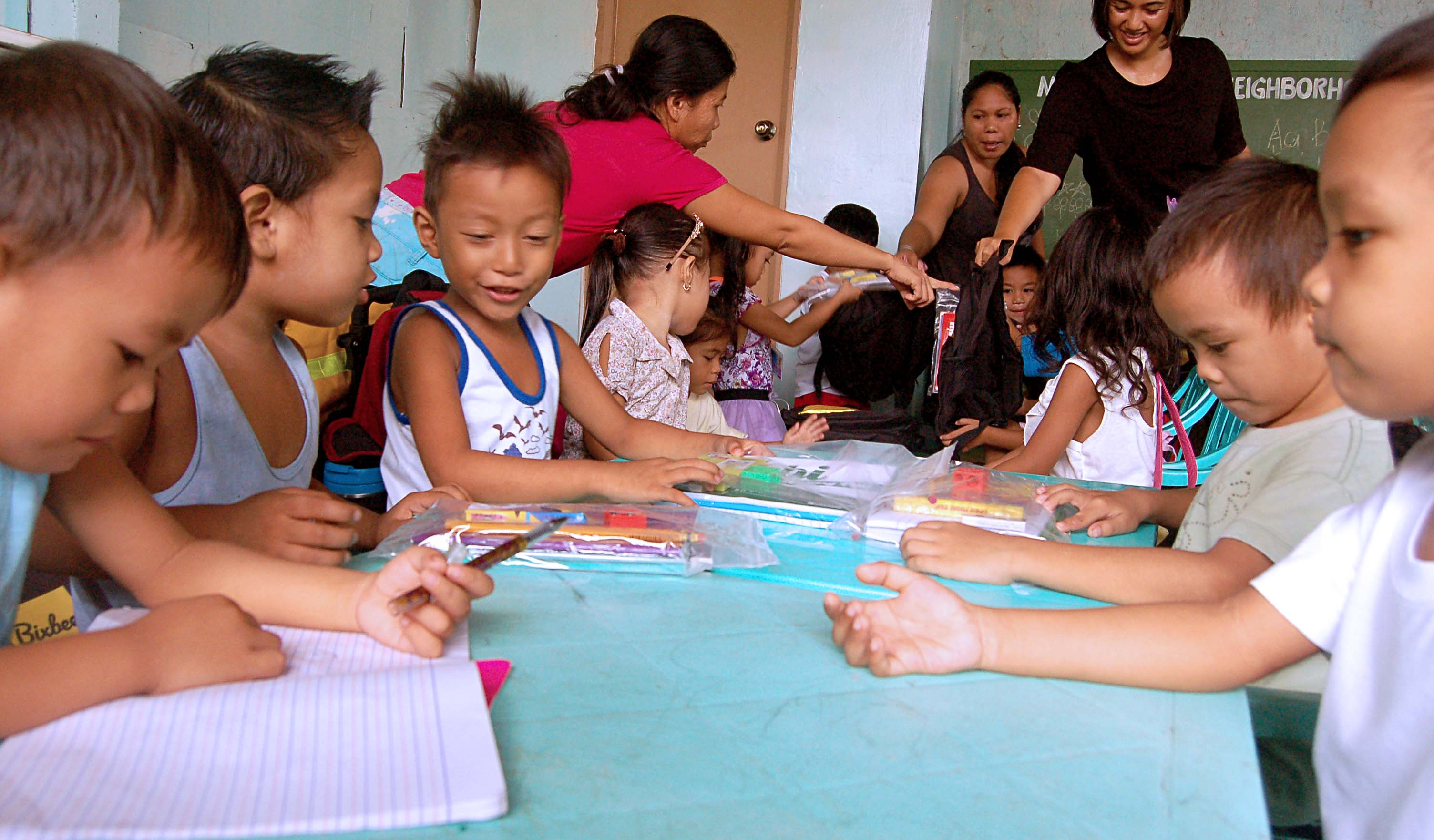 Manggahan Day Care Pencil Drive