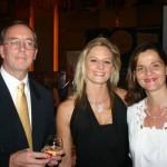 HE Ambassador Hely,Nicole Adamson (IMG),Annette Helbig (Springboard)
