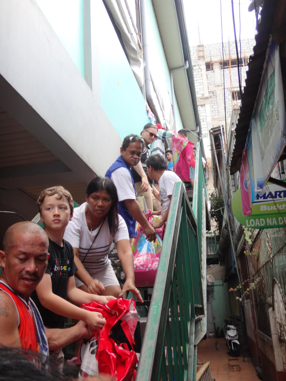 Maricaban Fire Relief