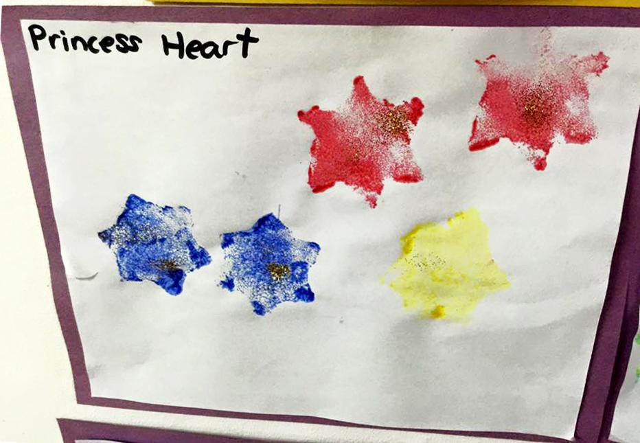 Princess heart copy