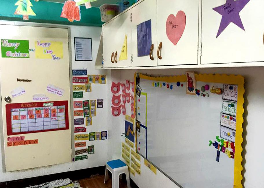 Renovated classroom 02